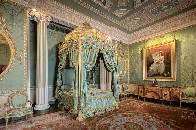 спальни в старину дизайн