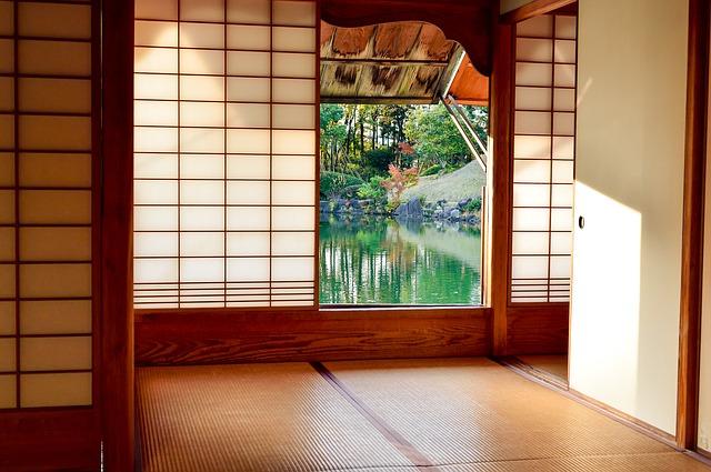 Японский стиль дома