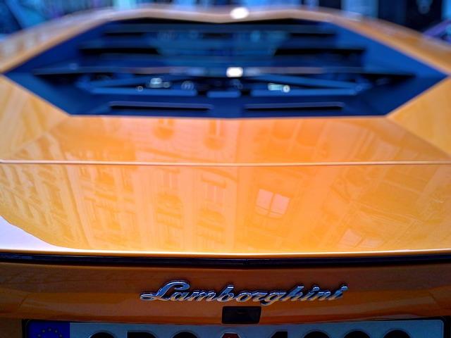 lamborghini знак марка авто ламборджини