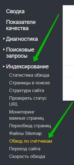 индексирование