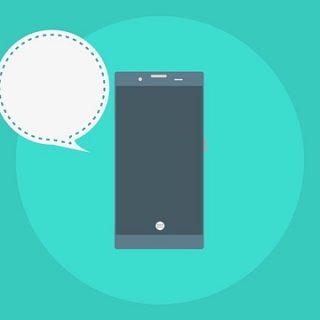 смартфон чат приложение онлайн бот