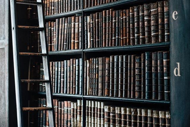 библиотека книги история