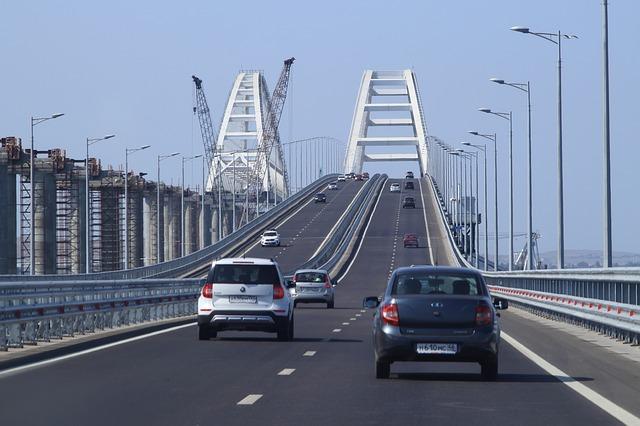 крым мост