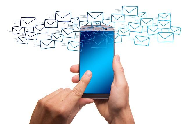 смартфон почта email телефон приложение сообщения