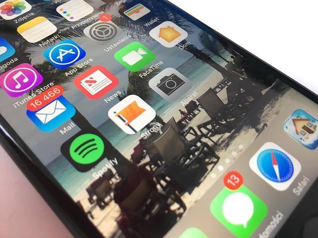 смартфон приложение айфон