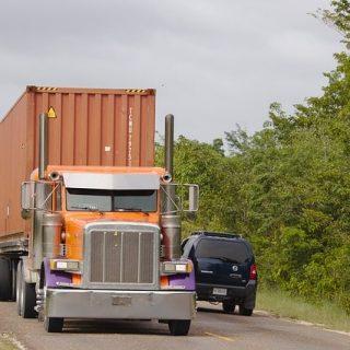 грузовик доставка