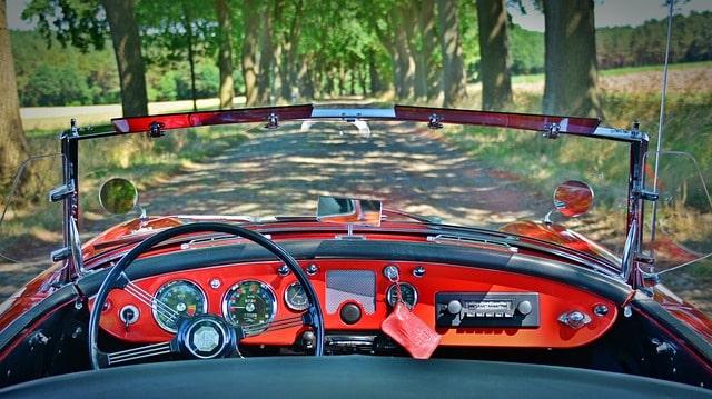 панель управление авто
