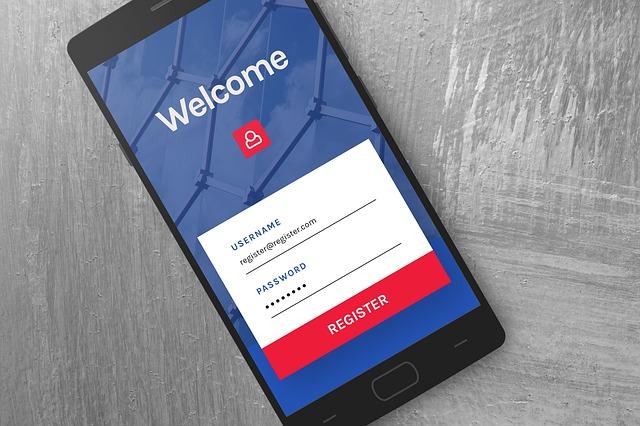 пароль телефон смартфон приложение