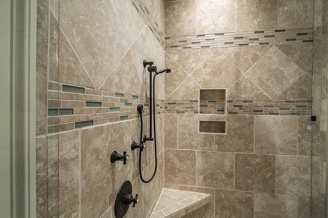 плитка ванна дизайн