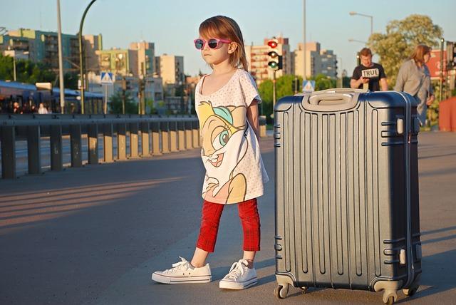 дети ребёнок такси чемодан кресло