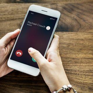 смартфон вызов контакт