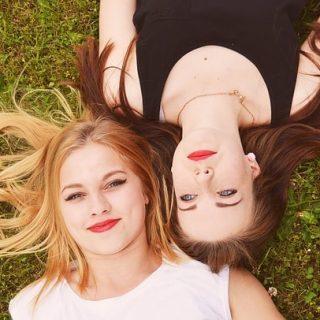 друзья девушки подруги
