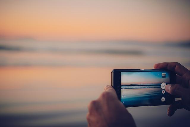 смартфон фото камера