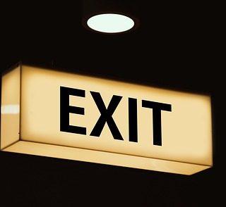 exit выход выйти