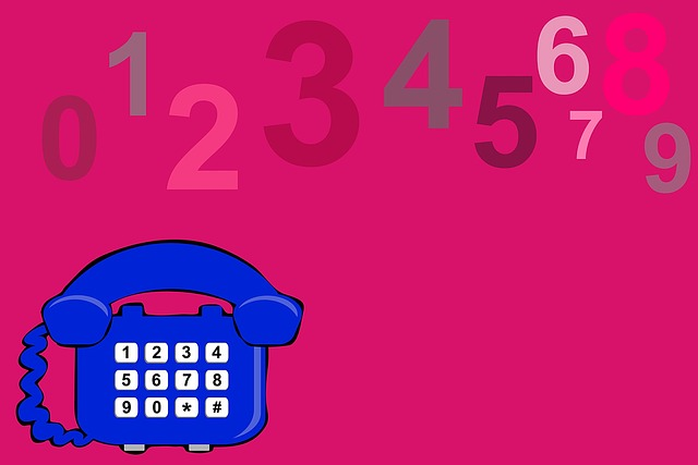 телефон номер цифры