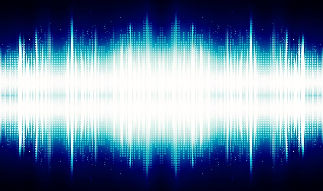звук частота звуковые волны аудио спектр