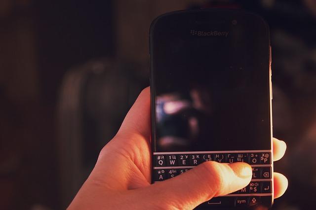 Blackberry Мобильный Смартфон