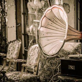 музыка граммофон мелодия
