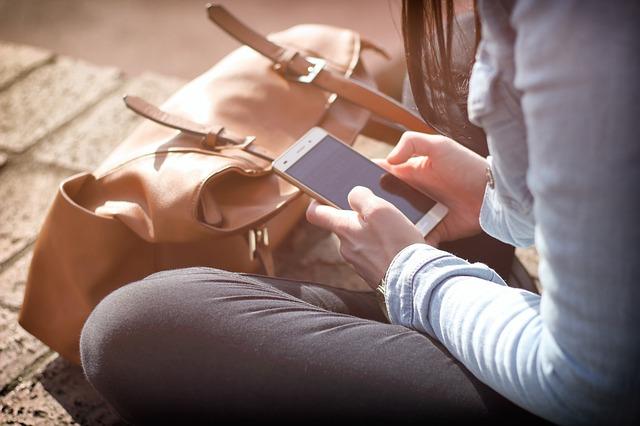 смартфон сообщение