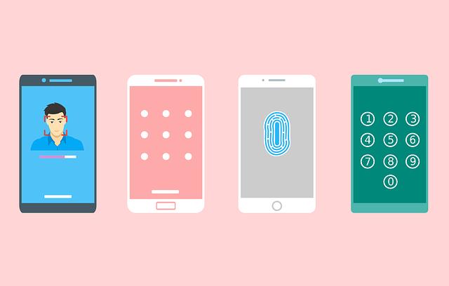 смартфон пароль блокировка безопасность