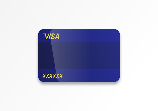 visa банковская карта