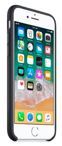 силиконовый чехол айфон 7