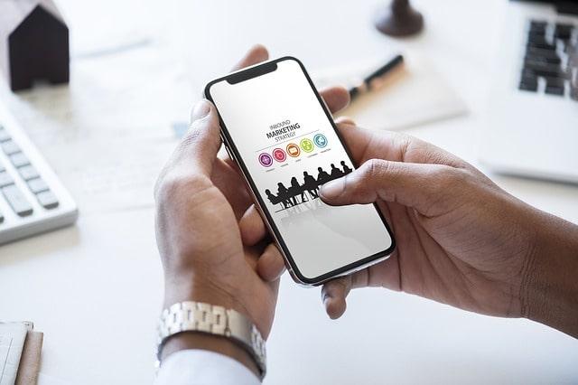 маркетинг бизнес приложение