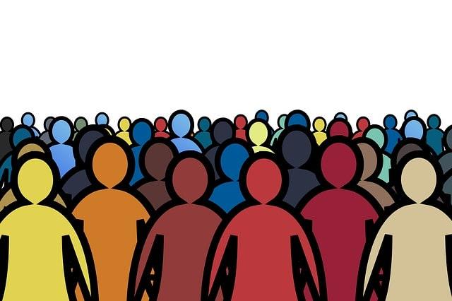 группа люди