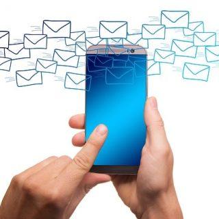 смартфон смс сообщения