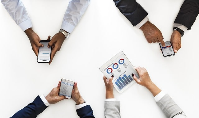 смартфон статистика бизнес