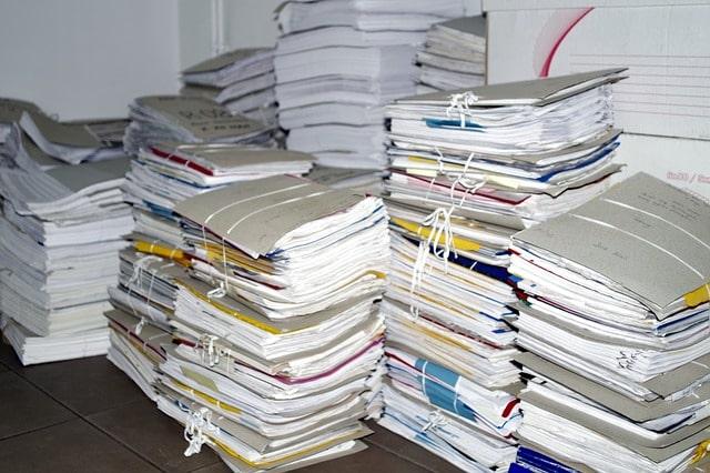 архив документы папки