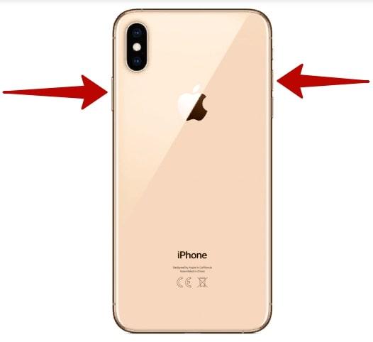 айфон 10 iphone X скриншот