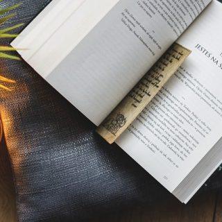 книга закладка