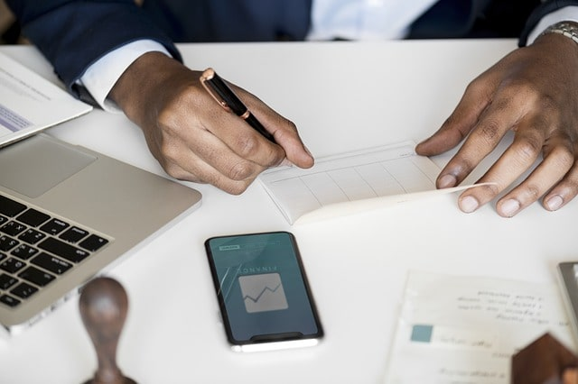 смартфон бизнес счёт приложение
