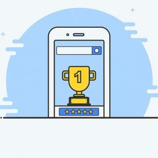 смартфон мобильный браузер поиск