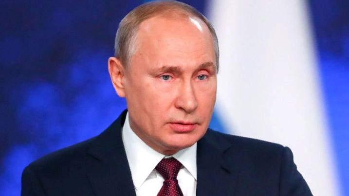 Владимир Путин 2019 прямая линия