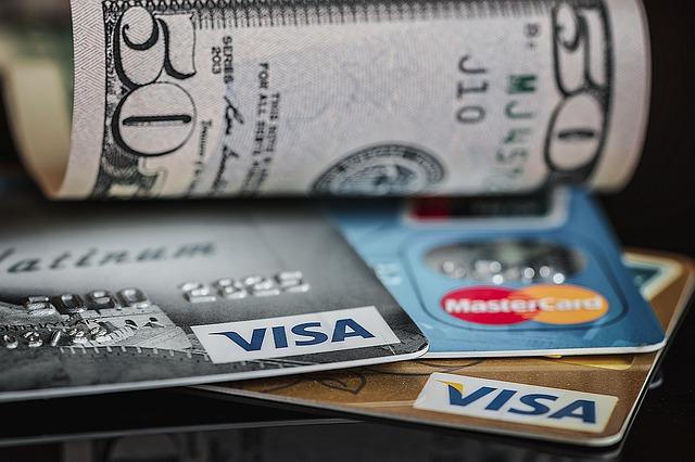 деньги банковская карта виза