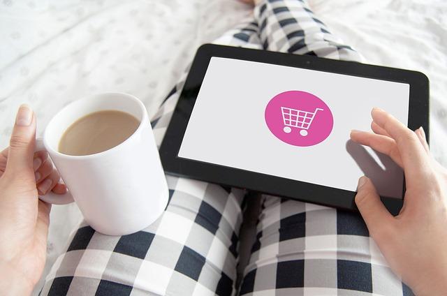 покупки онлайн магазин приложение корзина заказ