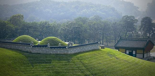 Гробницы династии Чосон