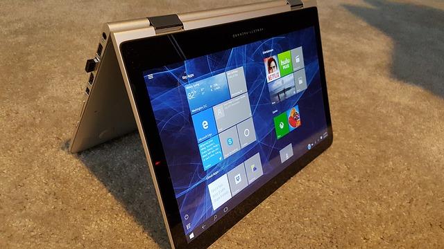 ноутбук windows 10