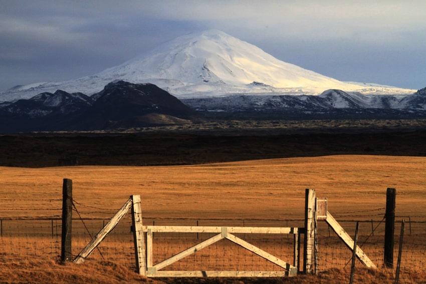 Гора Гекла