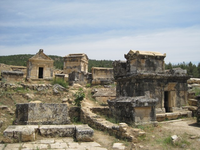 Плутониум в Иераполисе
