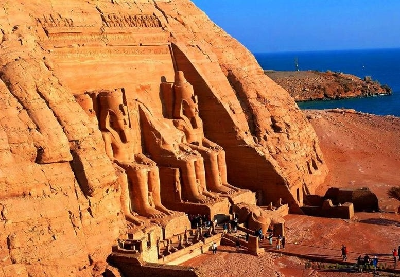 Долина царей Египет