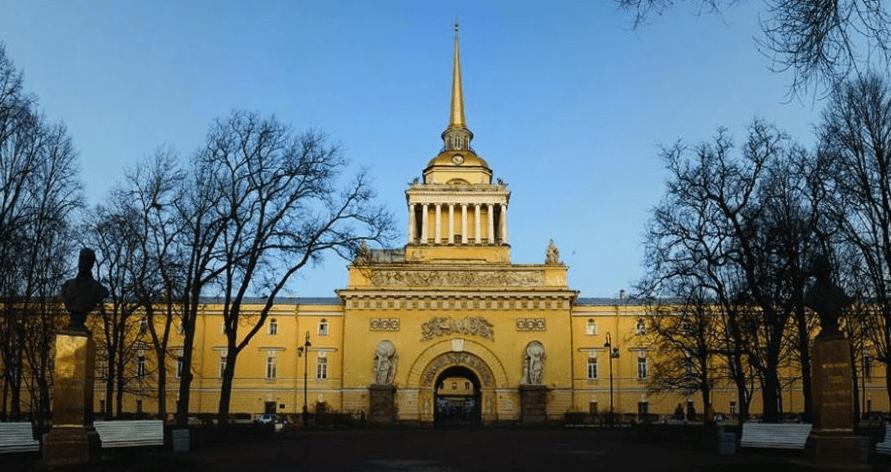 Здание главного Адмиралтейства