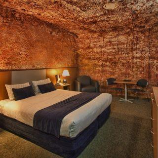 гостиница под землёй Австралия