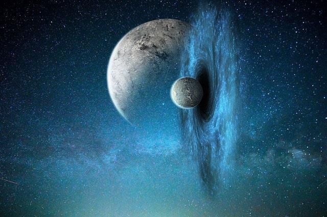 вселенная галактика
