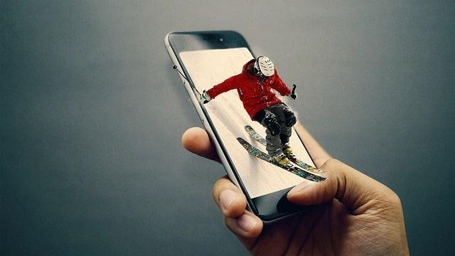 смартфон фото