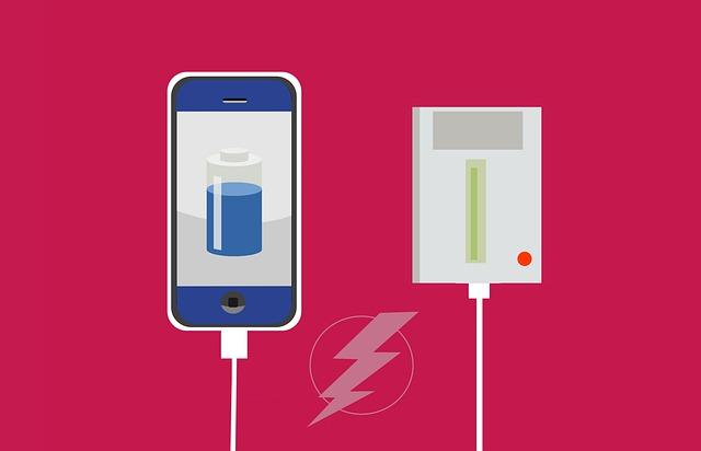 смартфон телефон аккумулятор батарея заряд