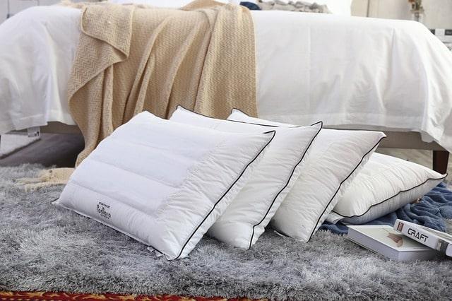 подушка массажёр