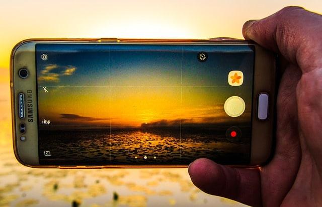 смартфон камера фото